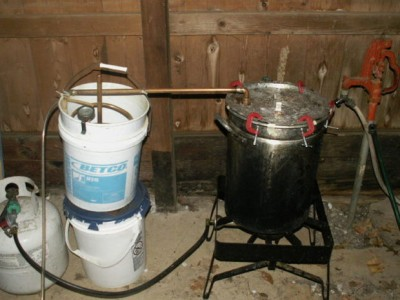 Essential Oil Extractor Distiller DIY