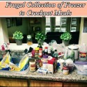Frugal Collection of Freezer to Crockpot Meals