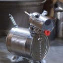 How To Build a Tin Can Dog