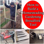 How to Build a Homesteading Gardening Broadfork Tool