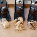 Tuning Up an Old Woodworking Handplane Hand Tool