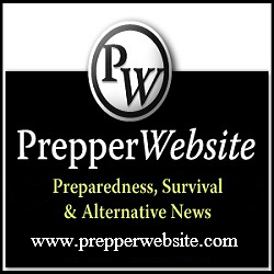 Prepper Website Banner