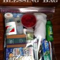How To Pack Blessing Bag for Homeless People Project